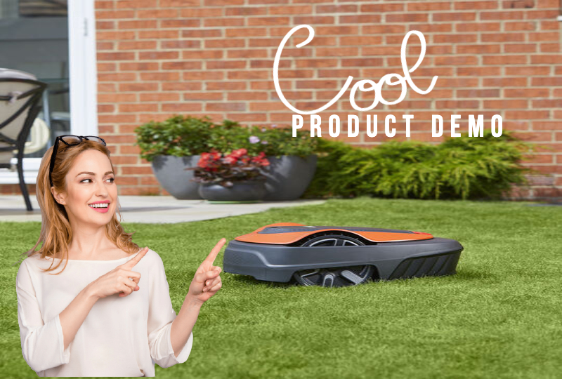 My cool new Product Demo with Presenter